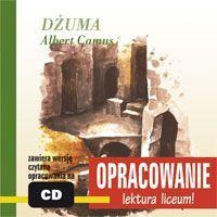 Dżuma - opracowanie - Albert Camus - audiobook