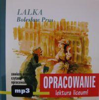 Lalka - opracowanie - Bolesław Prus - audiobook