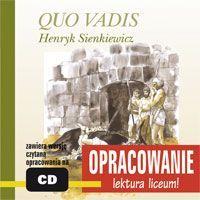 Quo Vadis - opracowanie - Henryk Sienkiewicz - audiobook