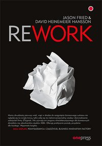 Rework - Jason Fried - audiobook