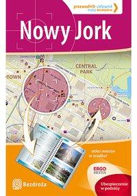 Nowy Jork. Przewodnik-celownik. Wydanie 1 - Marta Kustek - ebook