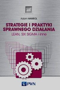 Strategie i praktyki sprawnego działania Lean Six Sigma i inne - Adam Hamrol - ebook