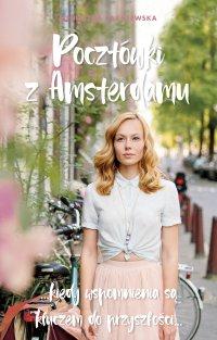 Pocztówki z Amsterdamu - Agnieszka Zakrzewska - ebook