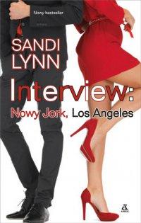 Interview: Nowy Jork & Los Angeles - Sandi Lynn - ebook