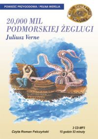 20 000 mil podmorskiej żeglugi - Juliusz Verne - audiobook