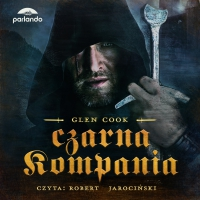 Czarna Kompania - Glen Cook - audiobook