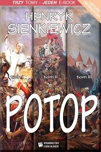 Potop. Tom I-III - Henryk Sienkiewicz - ebook