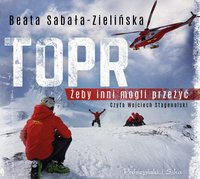 TOPR - Beata Sabała-Zielińska - audiobook