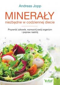Minerały niezbędne w codziennej diecie - Andreas Jopp - ebook
