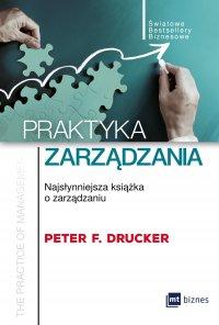 Praktyka zarządzania - Peter F. Drucker - ebook