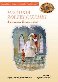Historia Żółtej Ciżemki - Antonina Domańska - audiobook