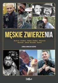 Męskie zwierzenia - Agnieszka Gozdyra - ebook