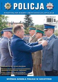 Policja 3/2016 - Opracowanie zbiorowe - eprasa