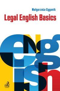 Legal English Basics - Małgorzata Cyganik - ebook