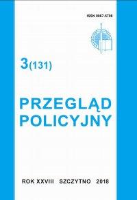 Przegląd Policyjny nr 3 (131) 2018