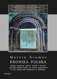 Kronika polska Marcina Kromera. Tom 1