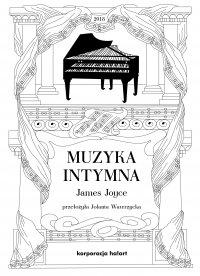 Muzyka intymna - James Joyce - ebook