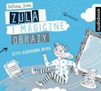 Zula i magiczne obrazy - Natasza Socha - audiobook