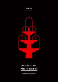 Natalia ist sex. Alex ist Freiheit - SIKSA - ebook