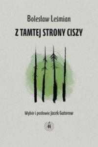 Z tamtej strony ciszy - Bolesław Leśmian - ebook