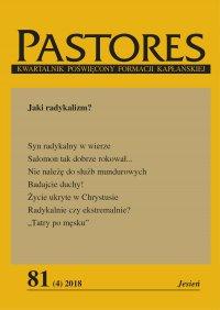 Pastores 81 (4) 2018 - Opracowanie zbiorowe - eprasa