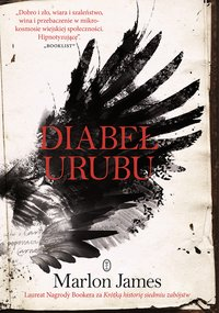 Diabeł Urubu - Marlon James - ebook