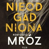 Nieodgadniona - Remigiusz Mróz - audiobook