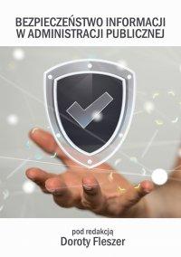 Bezpieczeństwo informacji w administracji publicznej