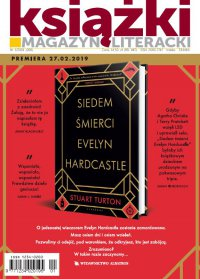 Magazyn Literacki Książki 1/2019
