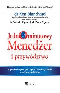 Jednominutowy Menedżer i przywództwo - Ken Blanchard - audiobook