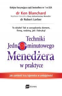 Techniki Jednominutowego Menedżera w praktyce - Ken Blanchard - audiobook