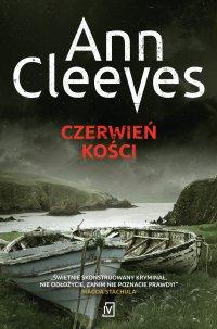 Czerwień kości - Ann Cleeves - ebook
