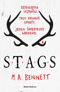 STAGS - M.A. Bennett - ebook