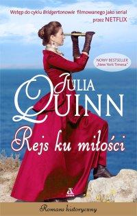 Rejs ku miłości - Julia Quinn - ebook