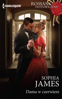 Dama w czerwieni - Sophia James - ebook