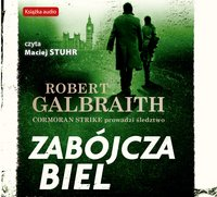 Zabójcza biel - Robert Galbraith - audiobook