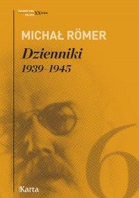 Dzienniki. 1939–45. Tom 6 - Michał Romer - ebook