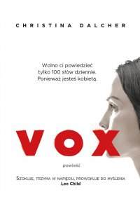 Vox - Christina Dalcher - ebook