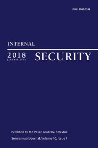 Internal Security, January-June 2018