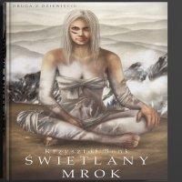 Świetlany mrok. Druga z dziewięciu - Krzysztof Bonk - audiobook
