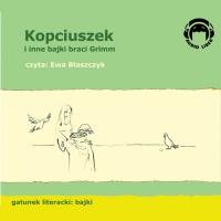 Kopciuszek i inne bajki braci Grimm - Bracia Grimm - audiobook