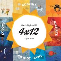 4x12 - Marcin Brykczyński - audiobook