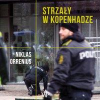 Strzały w Kopenhadze - Niklas Orrenius - audiobook