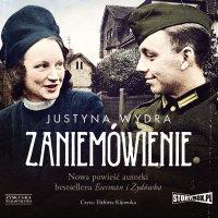 Zaniemówienie - Justyna Wydra - audiobook