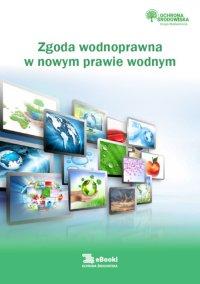 Zgoda wodnoprawna  w nowym prawie wodnym - Katarzyna Czajkowska-Matosiuk - ebook