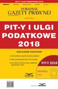 PIT-y i ulgi podatkowe 2018