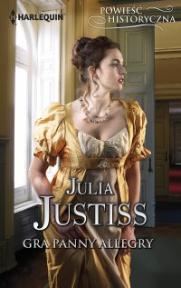 Gra panny Allegry - Julia Justiss - ebook