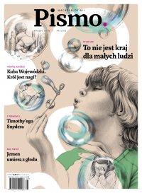 Pismo. Magazyn Opinii 03/2019 - Liliana Hermetz - audiobook