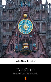 Die Gred - Georg Ebers - ebook