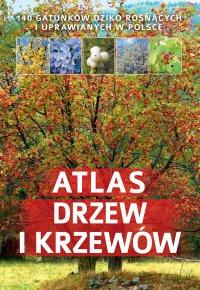 Atlas drzew i krzewów - Aleksandra Halarewicz - ebook
